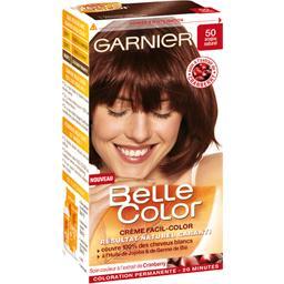 coloration permanente belle color acajou n50 image_1 - Belle Color Acajou