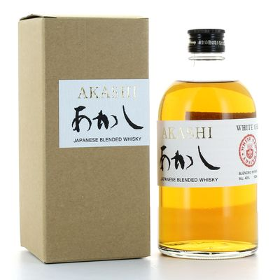 Akashi japanese blended whisky 40° -50cl sous etui