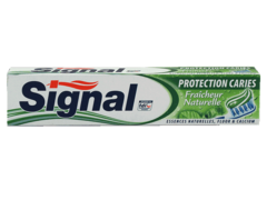 Dentifrice Signal Protection caries fraicheur naturelle 75ml