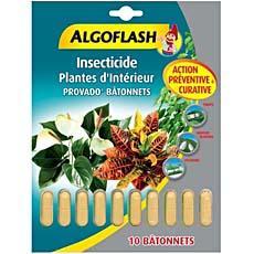 10 batonnets insecticides pour plantes algoflash tous les produits sport et activit s de plein. Black Bedroom Furniture Sets. Home Design Ideas