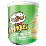 Pringles Tuiles Sour Cream/Onion Mini 12 x 40 g