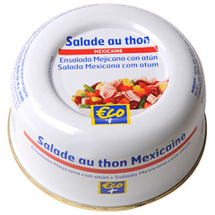 Salade thon mexicaine Eco+ 280g