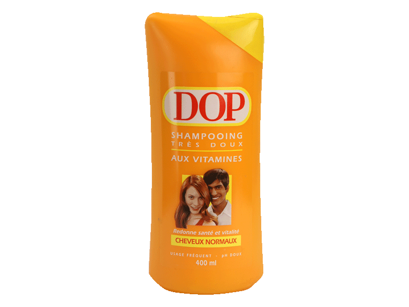 Dop shampooing vitamines cheveux normaux 400ml