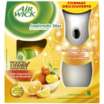Air Wick freshmatic recharge max base agrumes 250ml 250ml