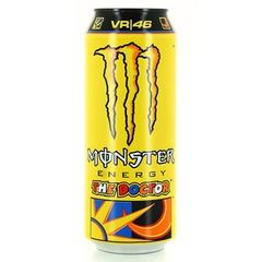 Monster energy the doctor boite 50cl
