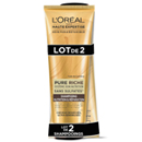 L'Oréal haute expertise shampooing nutrition 2x250ml