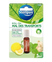 Roll-on Mal des Transports aux huiles essentielles STERIPAN, 5ml