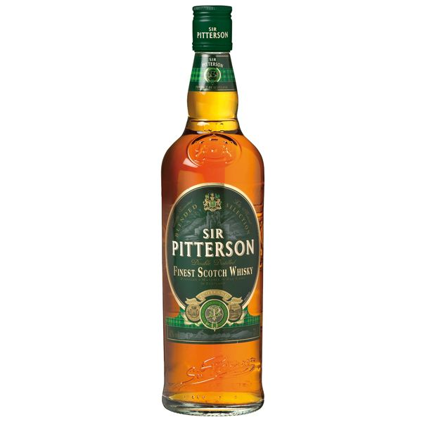 Scotch Whisky Sir Pitterson, 40°, 70cl