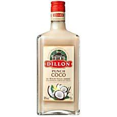 Punch coco DILLON, 18°, 70cl