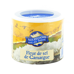 Fleur de sel de camargue Nor regions ont du talent 125g