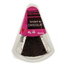Fondant chocolat cacao non sucré