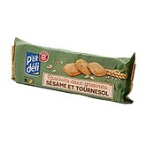 Biscuits P'tit Deli Graine tournesol/sesame - 140g