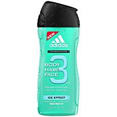 Adidas gel douche ice effect 250ml