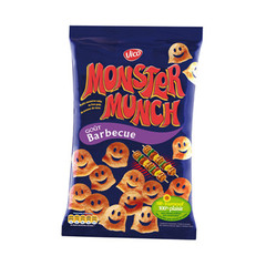 Monster Munch gout Barbecue