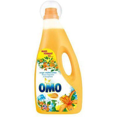 Lessive liquide verger m diterran en tous les produits for Lessive en poudre ou liquide