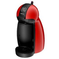 Machine a cafe Dolce Gusto piccolo rouge