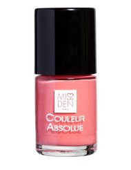MISS DEN Vernis à Ongles Absolue Corail Mademoiselle 10 ml