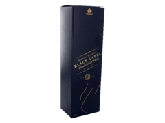 JOHNNIE WALKER - Black label : Whisky 40°