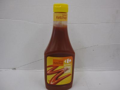 Tomato ketchup, epice