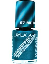 Layla Cosmetics Milano Vernis à Ongles Magneffect Métallique Sky 10 ml
