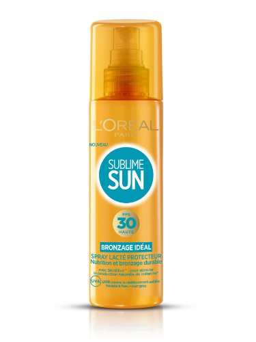 Sublime Sun, Spray bronzage ideal FPS 30, le spray de 200 ml