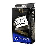cafe decafeine infini carte noire 250g