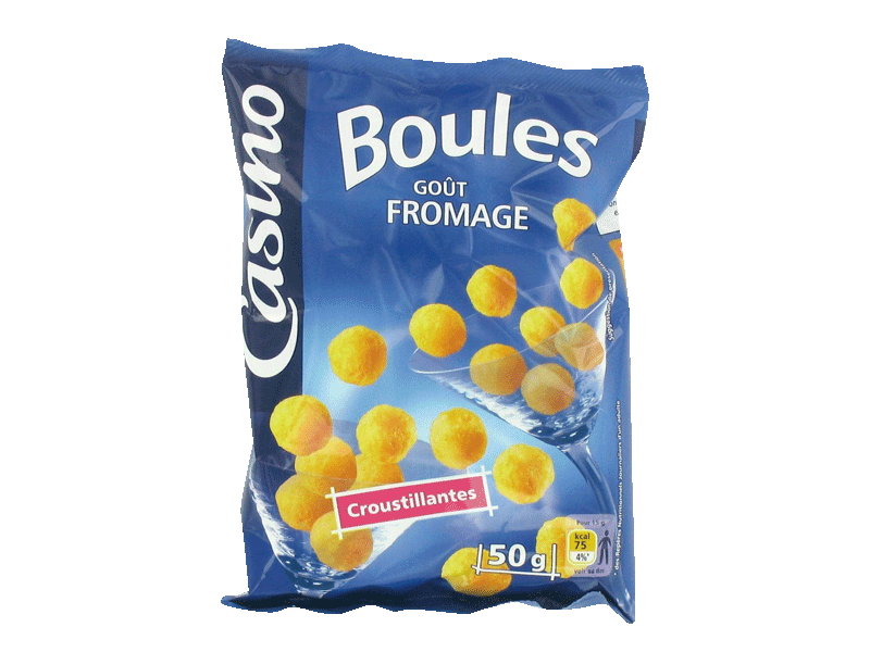 Boules Gout Fromage