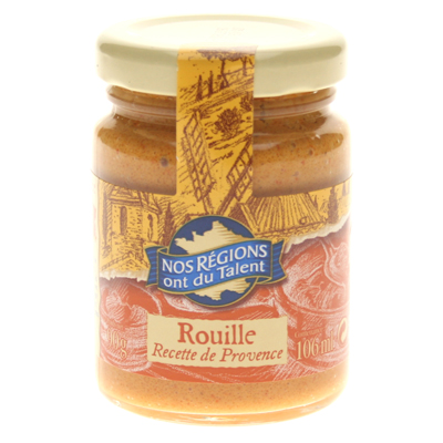 Rouille provencale Nos regions ont du talent 90g