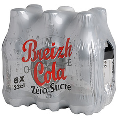 Breizh Cola light 6x33cl
