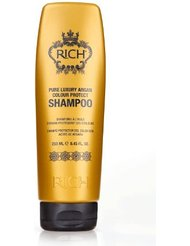 RICH Pure Luxury Argan Shampooing Protectant de Couleur 250 ml