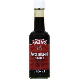Sauce Worcestershire, sauce anglaise