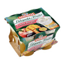 Andros liegeois de fruits pomme mangue passion 4x100g