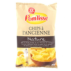 Chips a l'ancienne Pom'Liss 270g