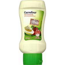 Mayonnaise à la moutarde Carrefour