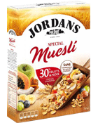 Muesli 30% fruits & noix