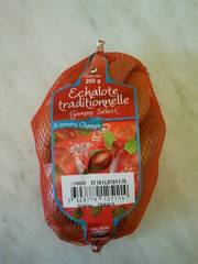 Echalotes longues traditionnelles, 250g