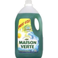 Lessives retrouvez tous vos produits du rayon entretien maison prix - Maison verte lessive ...