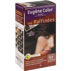 Eugene color les raffinees n°35 chatain expresso lot 2