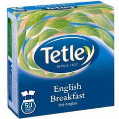 The Anglais TETLAY, 50 sachets Tir'Press, 100g