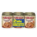 William Saurin cassoulet 4x840g