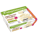 Weight Watchers consistant fondant vanille 0% 4x100g