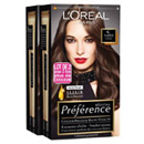 L'Oreal Preference feria coloration C tahiti chatain