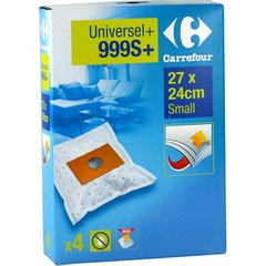 sacs aspirateur synthetiques universel 999s 27x24cm. Black Bedroom Furniture Sets. Home Design Ideas