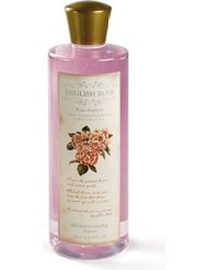 Brown & Harris Huile de bain moussante hydratante à la rose 500 ml