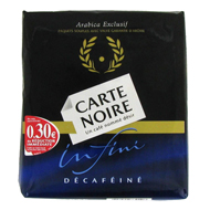 Carte Noire infini cafe moulu 2x250g
