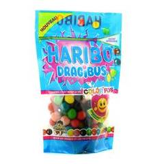 Dragibus color pops HARIBO, sachet refermable de 200g