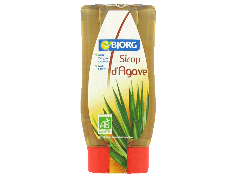 Sirop d'Agave blond