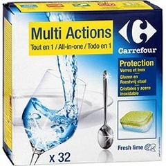 Tablettes Multi Actions tout en 1 fresh lime