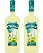 Old Nick / Cocktail Mojito au Rhum Blanc