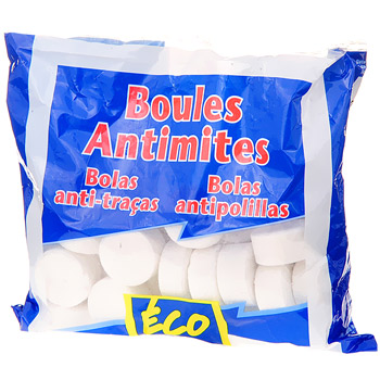 Boules antimites Eco+ 250g